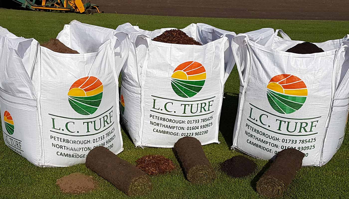 Topsoil, compost and bark delivered locally